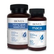 HORNY GOAT WEED PLUS & MACA MENS SEXUAL HEALTH VALUE PACK