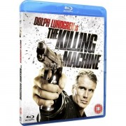 Dolph Lundgren Is The Killing Machine Blu-ray