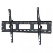 Techly Supporto a Muro per TV LED LCD 23''-55'' Inclinabile Nero