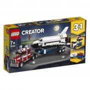 Lego Transporter für Space Shuttle