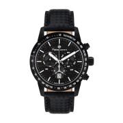 【90%OFF】Herrenuhr Grande Vitesse デイト クロノグラフ ウォッチ ブラック ファッション > 腕時計~~メンズ 腕時計