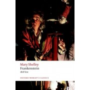 Frankenstein. or `The Modern Prometheus': The 1818 Text, Paperback/Mary Wollstonecraft Shelley