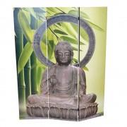Paravent mit Asiatischen Motiven 120 cm