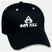 Шапка с козирка - Overkill