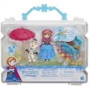 Set Hasbro Frozen Anna la picnic