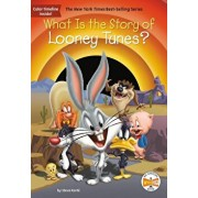 What Is the Story of Looney Tunes?, Paperback/Steven Korte
