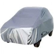 Autofurnish Silver Car Body Cover For Maruti Omni