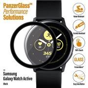 PanzerGlass SmartWatch - Samsung Galaxy Watch Active készülékhez, fekete