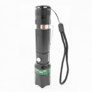 Lanterna LED 5W Zoom Alimentare 220V 12V Bailong BL313T6