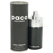 Paco Rabanne PACO Unisex (Silver Bottle) by Eau De Toilette Spray 3.4 oz Women