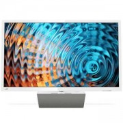 Телевизор Philips FHD Smart TV, Saphi, 32 инча (1920 х 1080), Pixel Plus HD, бял, 32PFS5863/12