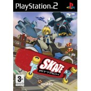 Blue City Skate Attack PS2
