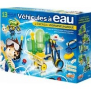 Jucarie educativa BUKI France Water Vehicles - 13 Modular Vehicles