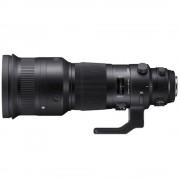 Sigma 500mm Obiectiv Foto DSLR F4 DG HSM OS Montura Canon EF