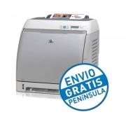 HP Color LaserJet 2605DN Velocidad: Hasta 12 ppm negro/10 ppm color - Resolución: HP ImageREt 2400 - Memoria: 64 Mb. RAM - Co