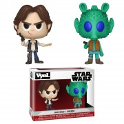 Vynl. Figura Funko Vynl. Han Solo e Greedo - Star Wars
