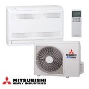Инверторен климатик Mitsubishi Heavy Industries SRF25ZMX-S / SRC25ZMX-S - подово тяло