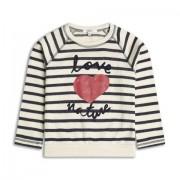 Bluza imprimeu inima copii fete