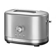 KitchenAid 5KMT2116 - Grille-pain - 2 tranche - 2 Emplacements - gris argenté