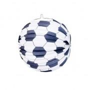 Merkloos Lampionnen met voetbalmotief
