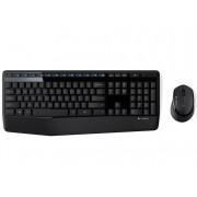 Logitech Wireless Combo MK345 Безжична Клавиатура и Мишка
