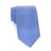 Michael Kors Sorento Solid Silk Tie FRENCH BLUE