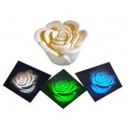 Mood Light - Fiore/Rosa Luce cambiacolore - GRANDE