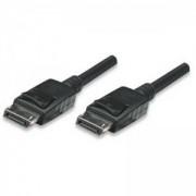 Cablu DisplayPort la DisplayPort 3m versiunea 1.2