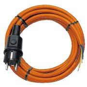 Csatlakozó vezeték 5m narancsszinü AT-N07V3V3-F 3G1,5