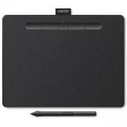 Графичен Таблет Wacom Intuos S Bluetooth, Черен, CTL-4100WLK-N