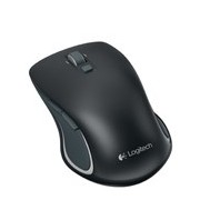 Logitech M560 Mouse - Optical - Wireless - Black - Retail