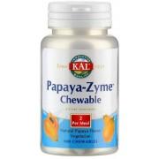 KAL Papaya Zyme Kautabletten - 100 Kautabletten