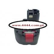 Bateria Bosch BAT048 1500mAh 14.4Wh NiCd 9.6V