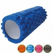 Tunturi Yoga Grid Foam Roller 33cm Blue