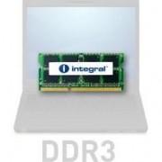 Memorii laptop integral SODIMM DDR3 2GB 1333MHz CL9 Unbuffered (IN3V2GNZBIX)