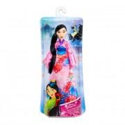 Disney hercegnők divat baba - Mulan