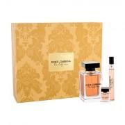 Dolce&Gabbana The Only One confezione regalo eau de parfum 100 ml + eau de parfum 10 ml + eau de parfum 7,5 ml donna