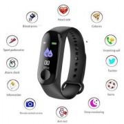 M3 Heart Monitoring Smart Fitness Band Heart Rate Monitor Bluetooth Smartband Health Fitness Tracker M3 fitness band