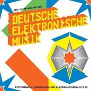 Deutsche Elektronische Musik: Experimental German Rock and Electronic Music 1972-83 [LP] - VINYL