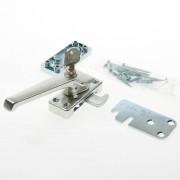 AXA Raamsluiting met nok cilindersluiting links sluithaak F2 3319-81-92/GE