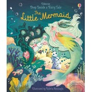 Peep Inside a Fairy Tale The Little Mermaid, Board book/Anna Milbourne