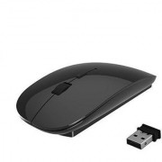 Maxim Slim 2.4 GHz Optical Wireless Mouse Mice with USB Receiver for Macbook Computer PC Laptop Wireless Optical Mouse