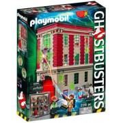 Playmobil Ghostbusters, Sediul central