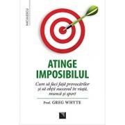 Atinge imposibilul! Cum sa faci fata provocarilor si sa obtii succesul in viata, munca si sport/Greg Whyte