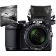Nikon Kit Nikon Coolpix B500 + Bolsa + eBook