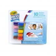 Markere de rezerva pentru cartile de colorat Mess Free Crayola