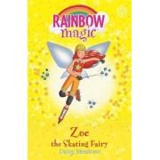 Rainbow Magic: Zoe the Skating Fairy by Daisy Meadows