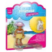 Fetita In Tinuta De Plaja Playmobil