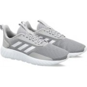 ADIDAS QUESTAR DRIVE Running Shoes For Men(Grey, White)
