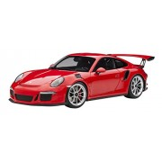AUTOart 1/18 Porsche 911 (991) GT 3 RS Red Finished Product